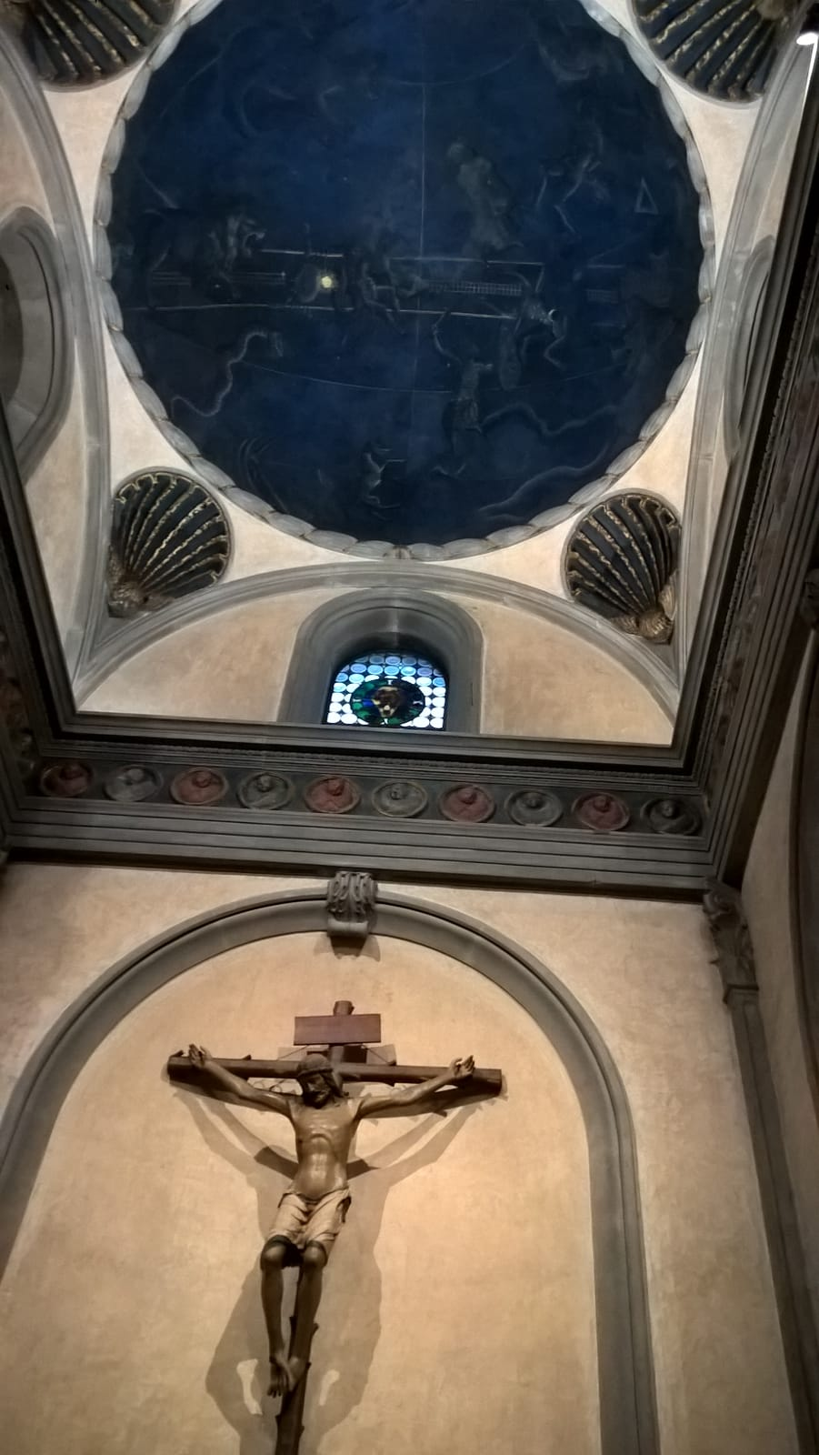 biserica san lorenzo interior