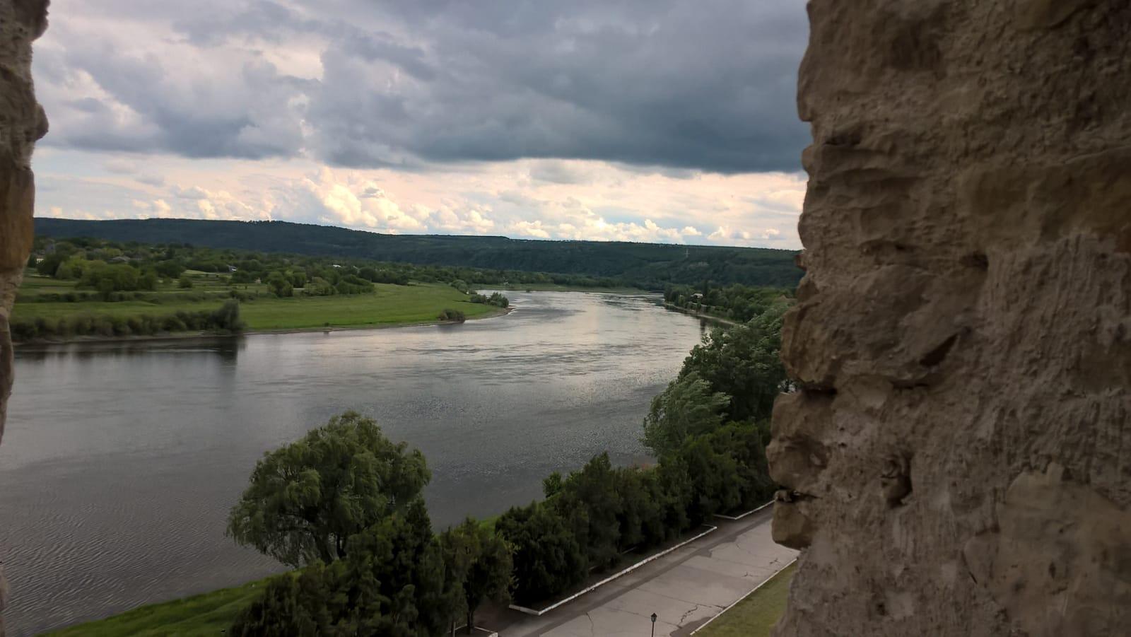nisturl vazut din cetatea soroca