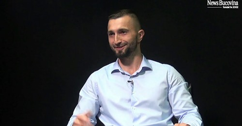 Andrei Bacoș, un posibil candidat independent la Primăria Suceava